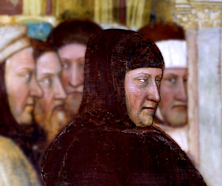 Petrarch as the first humanist
